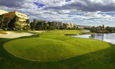 Análisis de Alicante Golf