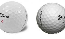 Comparación: Pro V1x y Srixon Z-star
