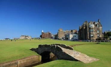 ¿Por qué no se juega a golf los domingos en St Andrews?