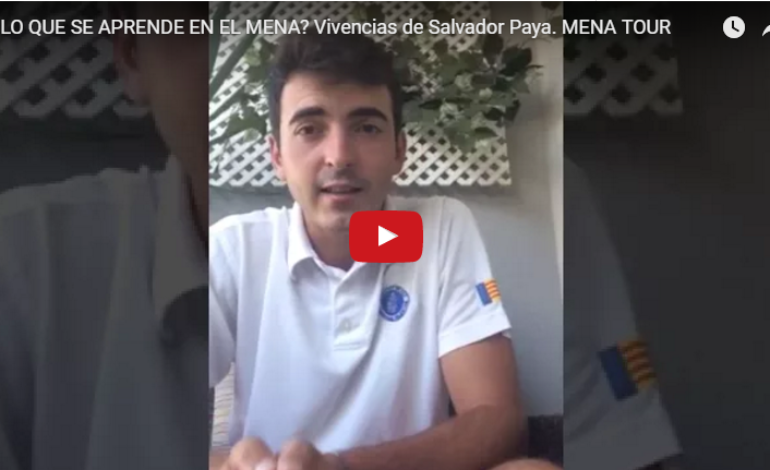 Anécdotas y experiencias Mena Tour by Salvador Paya