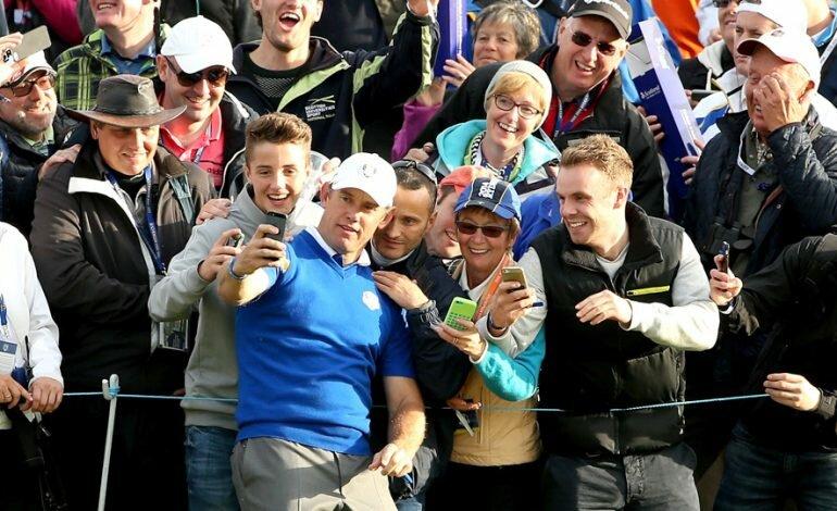 Lee Westwood suena como capitán para la próxima Ryder Cup