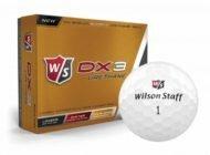 Análisis de las bolas Wilson DX2 soft, DX3 Spin y DX3 Urethane
