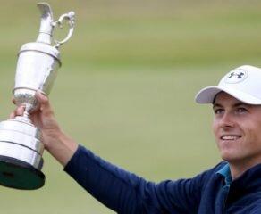 ¿Qué consigue Jordan Spieth con su victoria en el Open Championship?