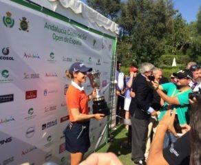 ¿Qué consigue Azahara Muñoz con su victoria en el Open de España?